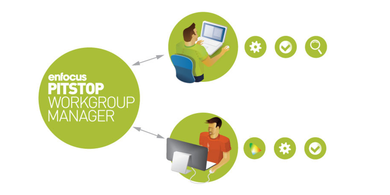 Enfocus Workgroup Manager